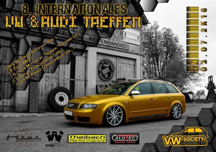 8. VW & Audi Treffen